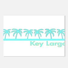 Key Largo, Florida Postcards (Package of 8)