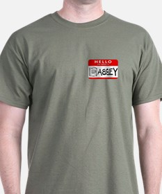 Hello, my name is Abbey T-Shirt