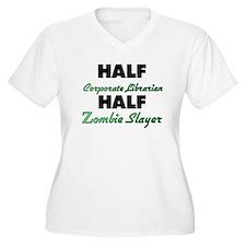 Half Corporate Librarian Half Zombie Slayer Plus S