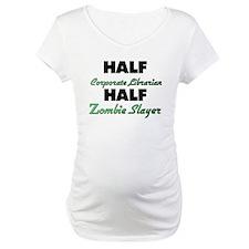 Half Corporate Librarian Half Zombie Slayer Matern
