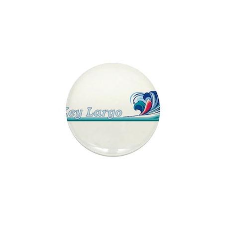 Key Largo, Florida Mini Button (10 pack)