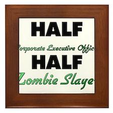 Half Corporate Executive Officer Half Zombie Slaye