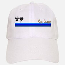 Key Largo, Florida Baseball Baseball Cap