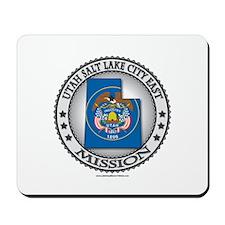 Utah Salt Lake City East Mission Mousepad
