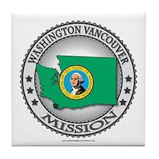 Washington Vancouver Mission - LDS Mission T-Shir
