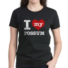 I love my possum Tee