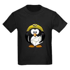 Mail Man Penguin T-Shirt