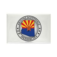 Arizona Scottsdale Mission TShirts and Gifts Magne