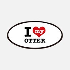 I love my OTTER Patches
