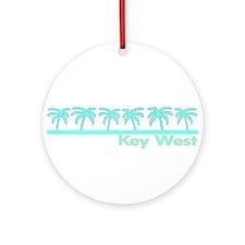 Key West, Florida Ornament (Round)