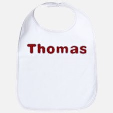 Thomas Santa Fur Bib