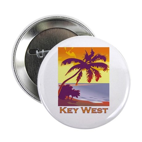"""Key West, Florida 2.25"""" Button (10 pack)"""