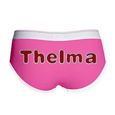 Thelma Santa Fur Women's Boy Brief