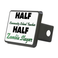 Half Community School Teacher Half Zombie Slayer H