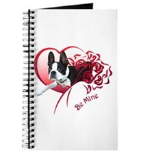 Valentine Boston Terrier Journal