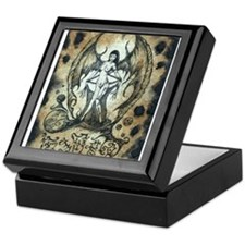 The Succubus Keepsake Box