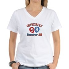 Officially 98 forever 18 Shirt