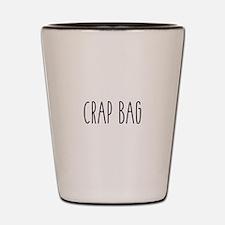 Friends - Crap Bag Shot Glass
