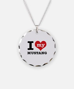 I love my MUSTANG Necklace