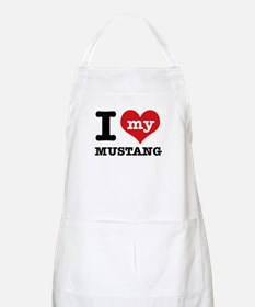 I love my MUSTANG Apron