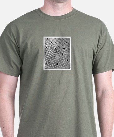"""""""NYCTS"""" T-Shirt"""