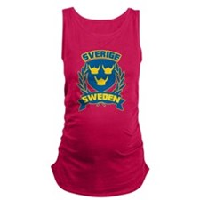 Sweden Maternity Tank Top