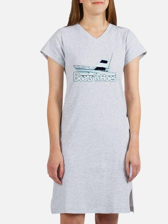 boats1.png Women's Nightshirt