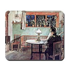 When the Children Have Gone to Bed, Carl Mousepad