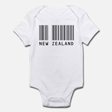 NEW ZEALAND Barcode Onesie