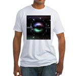 Mystic Prisms - Eye - Fitted T-Shirt