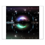 Mystic Prisms - Eye - Small Poster