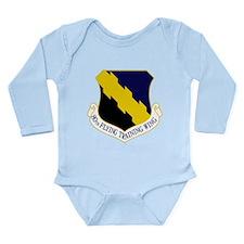 80th FTW Long Sleeve Infant Bodysuit