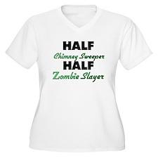 Half Chimney Sweeper Half Zombie Slayer Plus Size