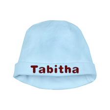 Tabitha Santa Fur baby hat