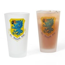 81st TW Drinking Glass