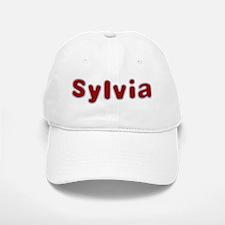 Sylvia Santa Fur Baseball Baseball Baseball Cap