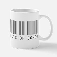 DEMOCRATIC REPUBLIC OF CONGO  Small Small Mug