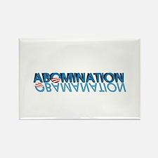 Abomination = Obamanation Magnets