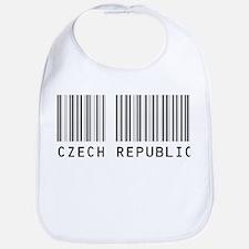 CZECH REPUBLIC Barcode Bib