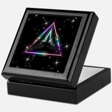 Mystic Prisms - Pyramid - Keepsake Box