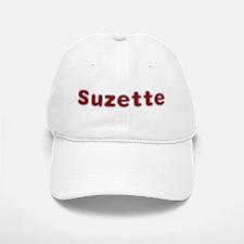 Suzette Santa Fur Baseball Baseball Baseball Cap