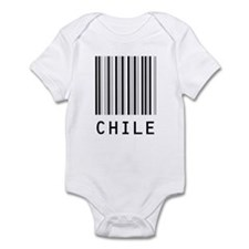 CHILE Barcode Infant Bodysuit