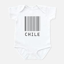CHILE Barcode Infant Bodysuit