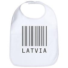 LATVIA Barcode Bib