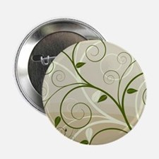"Art - Design - Nature 2.25"" Button"