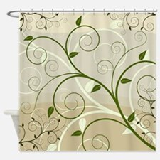 Art - Design - Nature Shower Curtain
