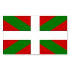 Basque Rectangle Decal