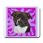 American Staffordshire Mousepad