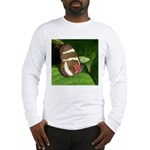 Butterfly pic Long Sleeve T-Shirt