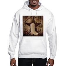 cute western cowgirl Hoodie Sweatshirt